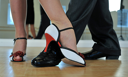 Tanz und Tanzfestivals