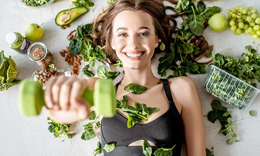 Gesundheit, Bewegung und Ernährung