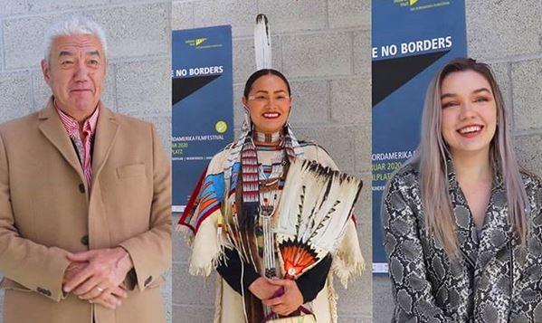Indianer Inuit Gäste