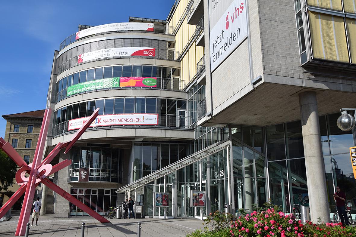 Schnelltestzentrum im TREFFPUNKT Rotebühlplatz