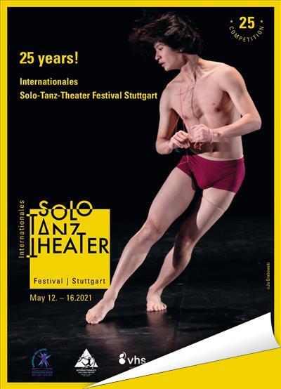 Interaktive Broschüre 25. Internationalen Solo-Tanz-Theater Festival Stuttgart