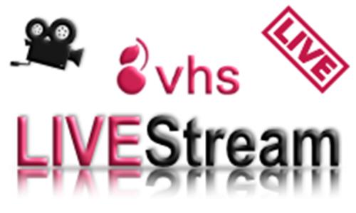 vhs LiveStream
