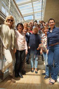 Teilnehmerinnen der Frauenakademie
