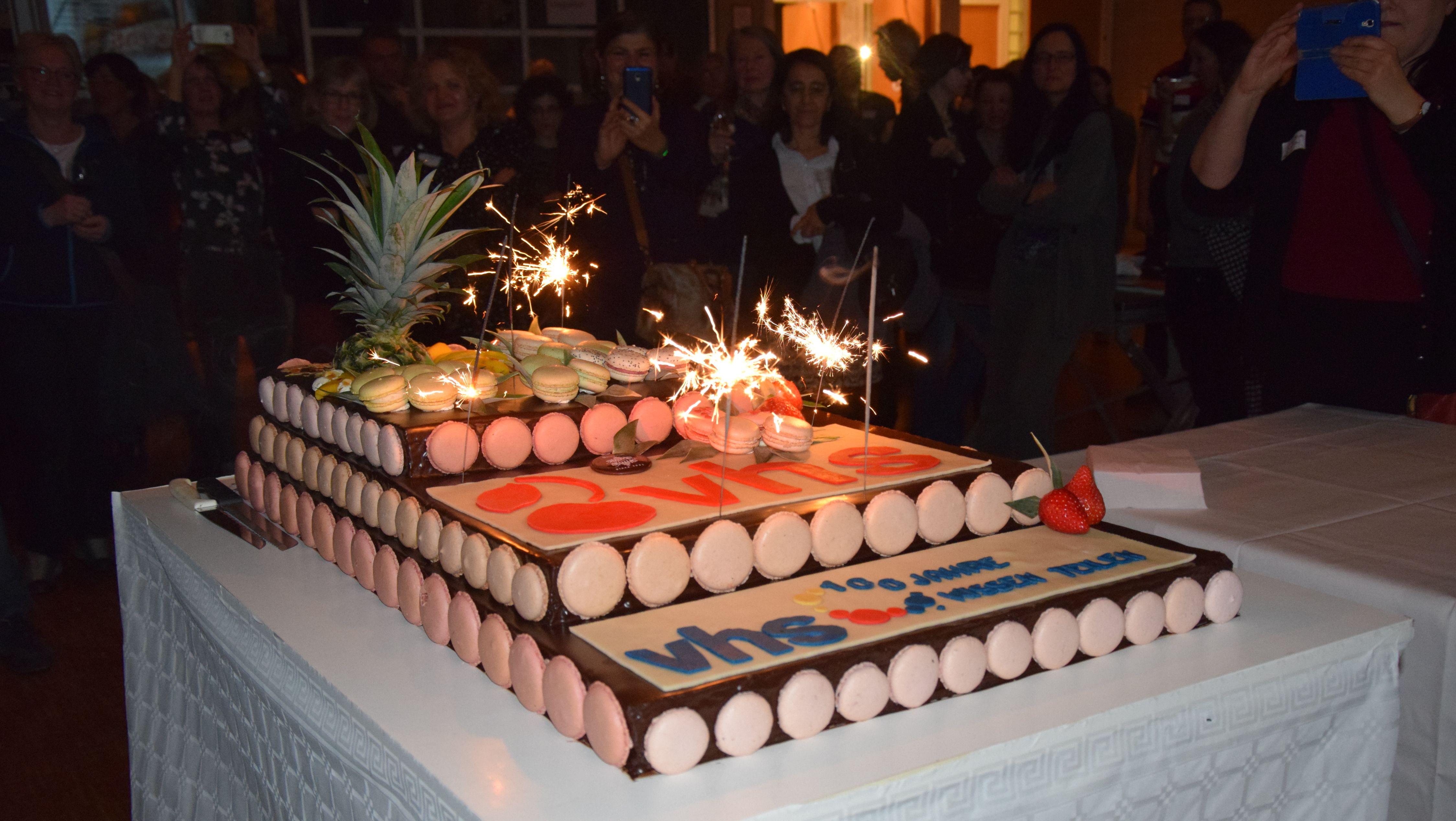 Torte 100-Jahr-Jubiläum