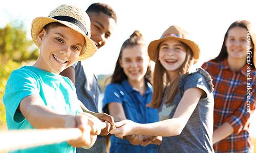 junge vhs - für Kinder, Eltern und junge Erwachsene